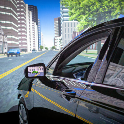 new uconn driving simulator provides data learnings for transportation industry