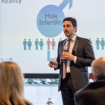 male fertility test developers win venture competition