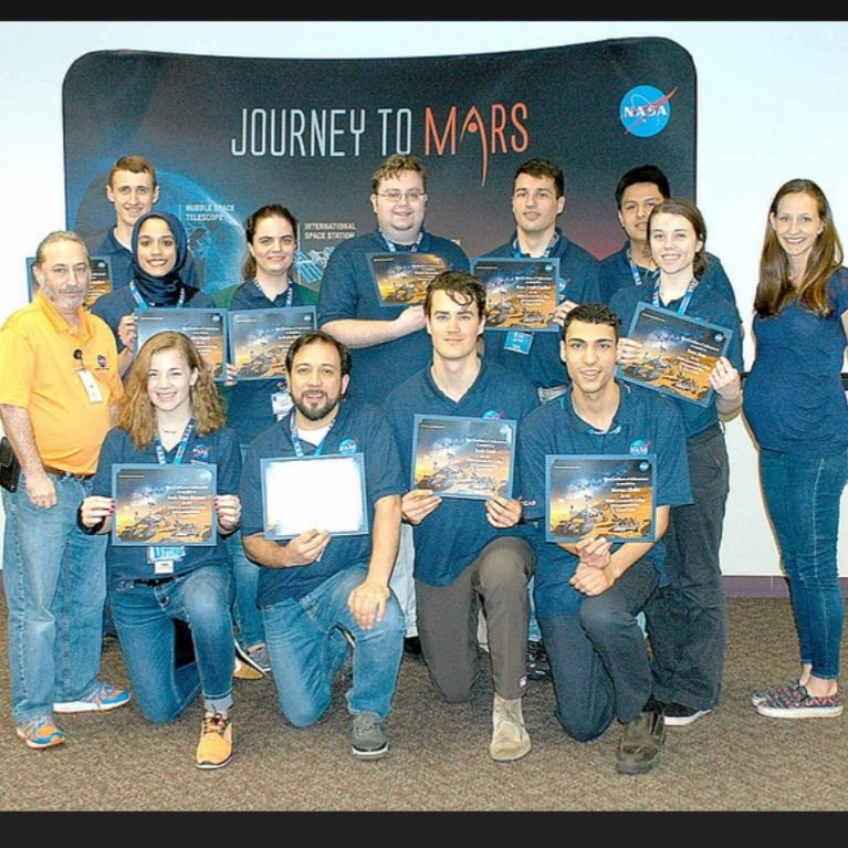 uconn mechanical engineering student accepted into nasa program