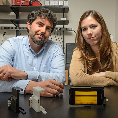 new uconn startup creates faster cheaper blood test