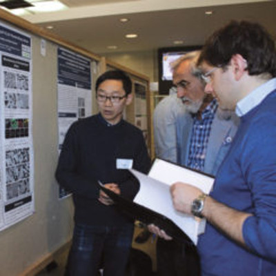 mse congratulates haibo yu as graduate student of the year