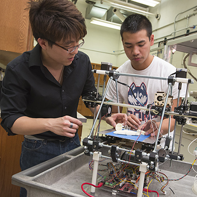 uconn receives nsf grant to advance soft material additive manufacturing explores partnerships