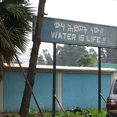 securing water resources in ethiopia