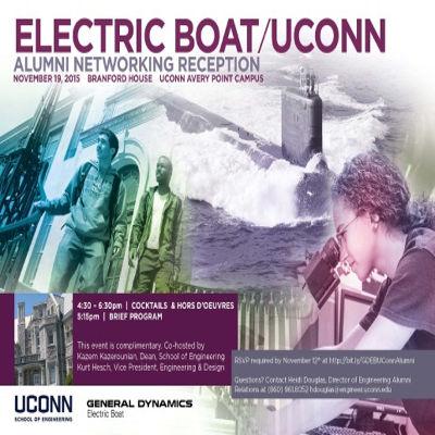 celebrate submarine engineering centennials at electric boat uconn alumni reception