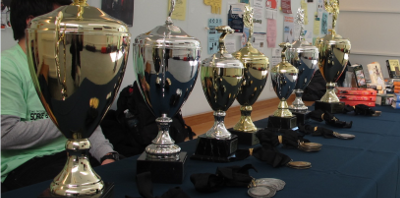 hundreds compete in 10th annual science bowl