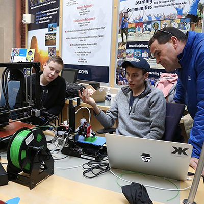 hackuconn lets students envision tech for smart cities