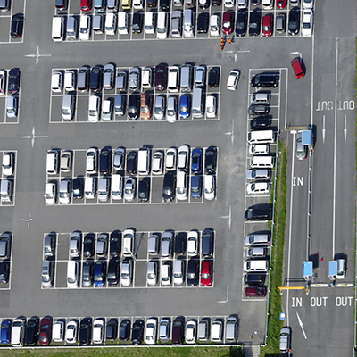 uconn professors show link between more parking lots and increased driving