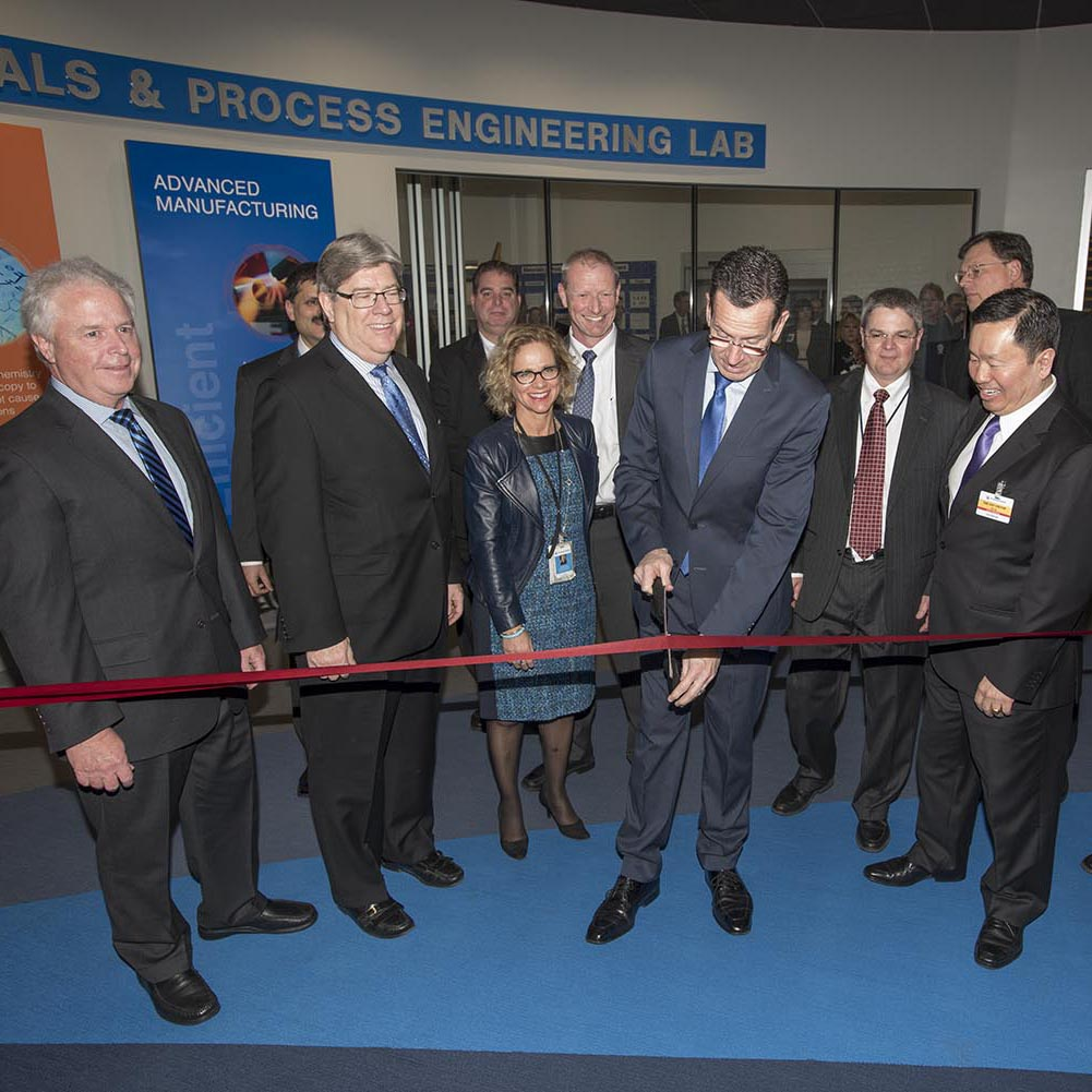 utas announces uconn center for advanced materials