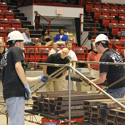 steel bridge club headed to national competition