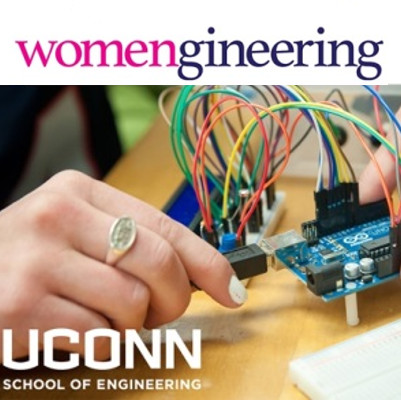 ilooklikeanengineer campaign with a uconn spin